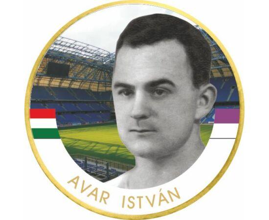 50 cent, Avar István, CuNi,2002-2021 Európai Unió