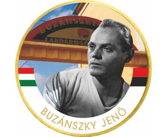 50 cent, Buzánszky Jenő , CuNi,2002-2021 Európai Unió