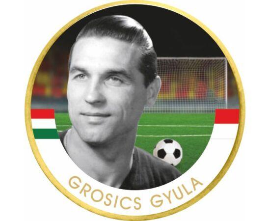 50 cent, Grosics Gyula, CuNi,2002-2021 Európai Unió