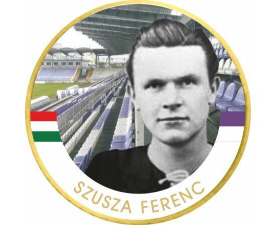 50 cent, Szusza Ferenc, CuNi,2002-2021 Európai Unió