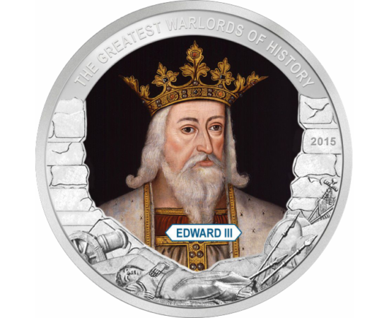 1 dollár, III. Edward, Palau, 2015 Palau