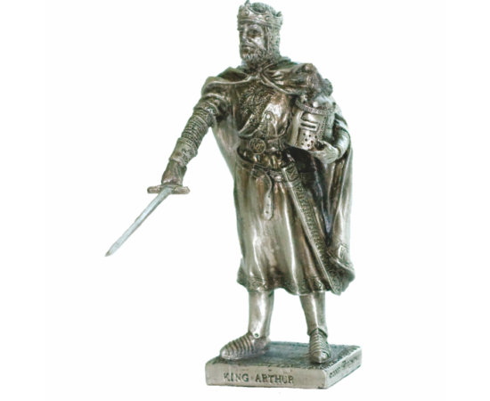 Artúr király szobra