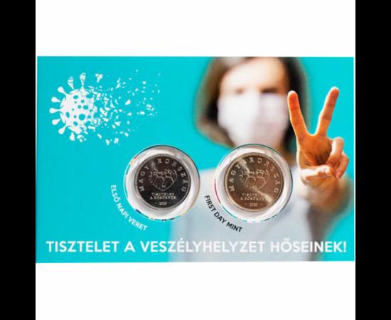 10+20 Ft,Tisztelet a hősöknek,DCS,2020 Magyarország
