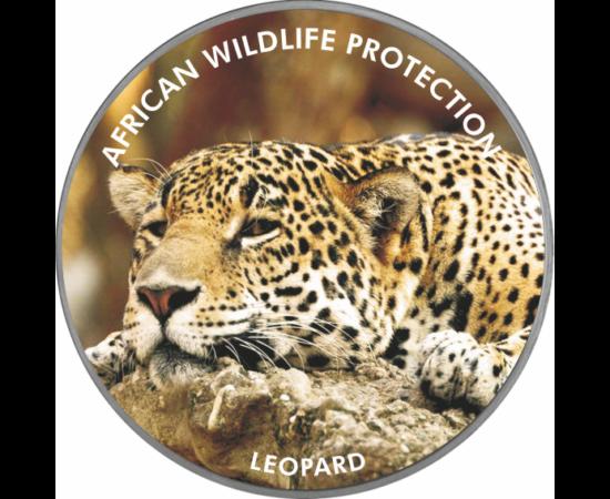 2000 shilling, Leopárd, 2006 Uganda