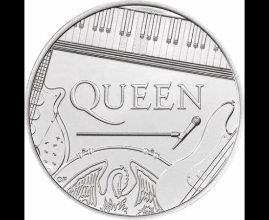 // 5 font, 50 éves a Queen együttes, CuNi, Nagy-Britannia, 2020 // 50 éve, 1970-ben alakult meg a legendás brit rock együttes, a Queen. A különleges hangzásával, Freddie Mercury csodálatos hangjával híressé és népszerűvé vált együttes olyan világslágereke