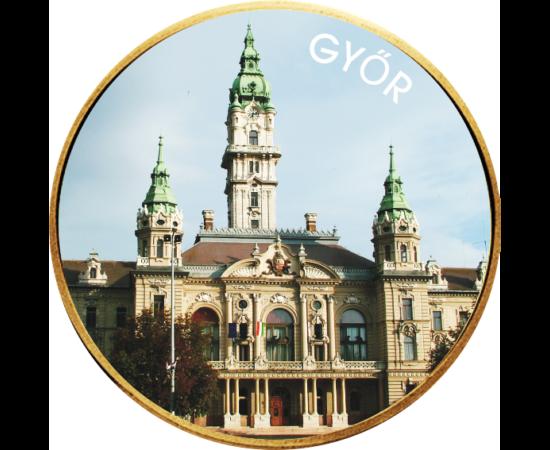 1 euró, Győr Gyűjteményi darab