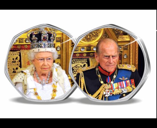 50 penny, Fülöp herceg, 2012 Nagy-Britannia