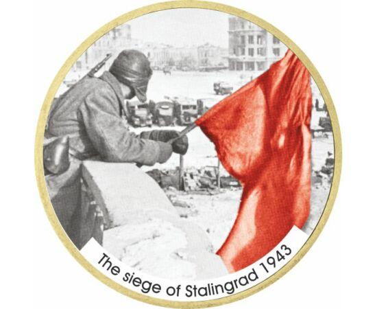 1 dollár, Sztálingrádi csata, , USA, 2007-2020
