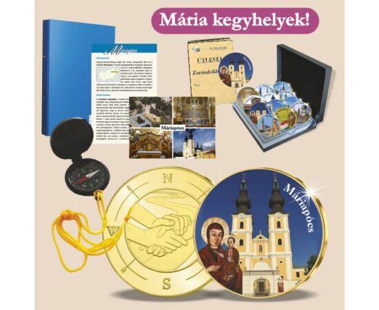 Mária kegyhelyek Európában, Zarándokhelyek gyűjtemény