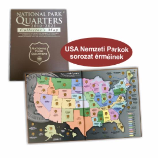 USA album - Nemzeti parkok