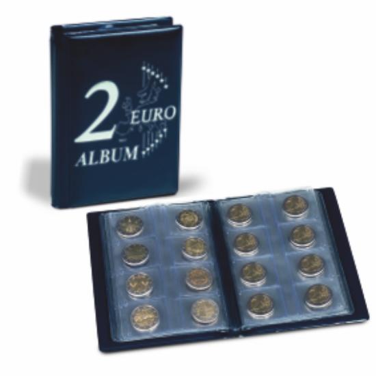 Érme-zsebalbum – 2 euróknak