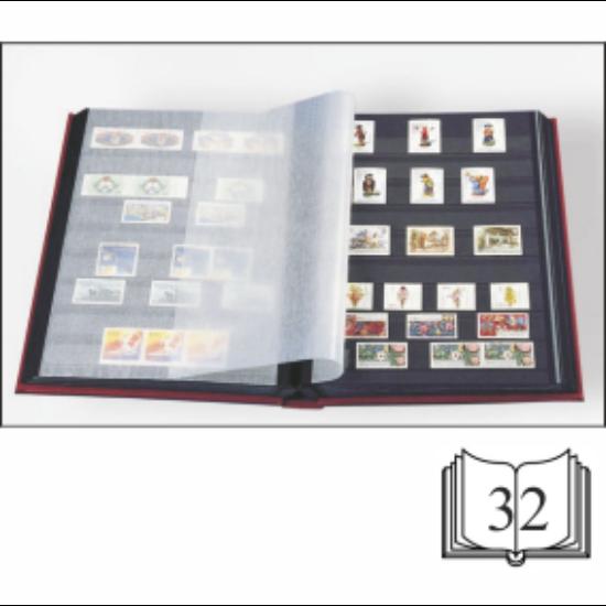 BASIC Bélyegalbum 32 oldalas