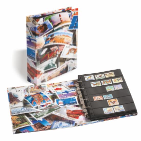 OPTIMA mintás album bélyegeknek