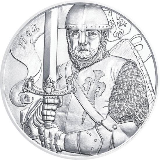 // 1,5 EUR, 999-es ezüst, Ausztria, 2019 // - Idén ünnepli fennállásának 825. évfordulóját az osztrák pénzverde. Richard, Anglia királya szabadulása fejében váltságdíjat fizetett V. Lipótnak, Ausztria hercegének 1192-ben. Az ezüstben kapott váltságdíjból