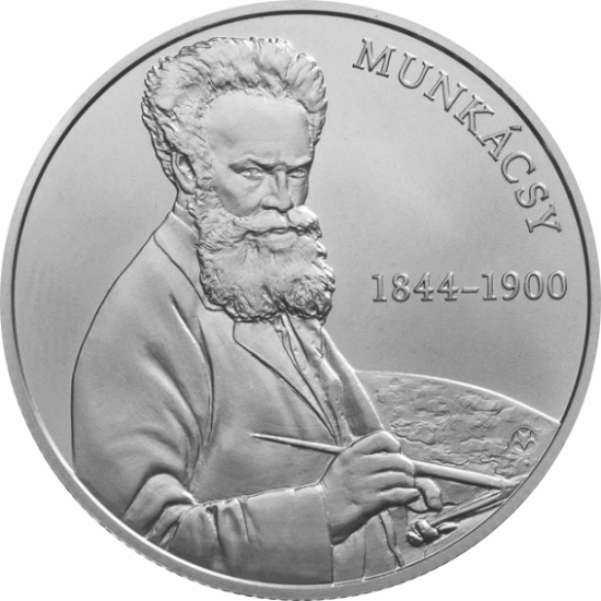 // 2000 forint, Munkácsy Mihály //